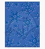 Singlz Embossing Folder - Snowflakes [L]