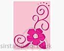 SO: Singlz Embossing Folder - Flower Corner [S]