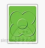Singlz Embossing Folder - Flower [S]