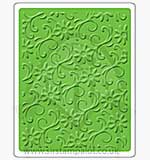 Singlz Embossing Folder - Flourishes Floral [L]