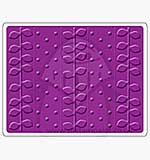 Singlz Embossing Folder - Dots and Vines [L]