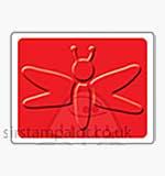 Singlz Embossing Folder - Dragonfly [S]