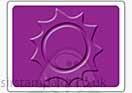 Singlz Embossing Folder - Sun [S]