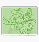 Singlz Embossing Folder - Watermelon Vine [L]
