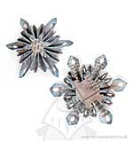 Tim Holtz Alterations Decorative Strip Die - Mini Snowflake Rose