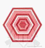 Paula Pascual Thinlits Die Set - Hexagons (10pk)
