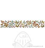 SO: Tim Holtz Alterations Decorative Strip Die - Butterfly Frenzy