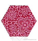 "SO: Bigz Fabric Die - Hexagon 2 1/4"" inch"
