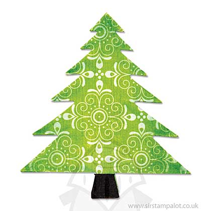 SO: AllStar Bigz Die - Tree, Christmas