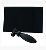 SO: Sizzix Die Cleaning Brush Tool with Foam Mat (for removing confetti from thin dies)