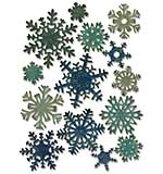 SO: Mini Paper Snowflakes - Sizzix Thinlits Dies by Tim Holtz (23pk)