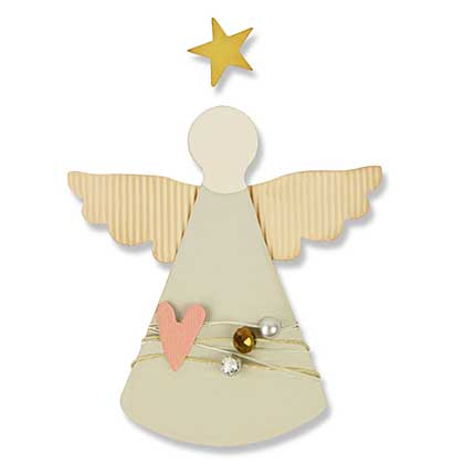 Sizzix Bigz - Angel #2