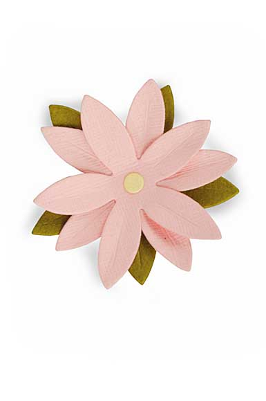 SO: Sizzix Thinlits Die - Pretty Flower by Samantha Barnett