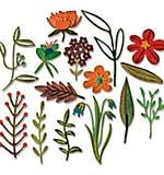SO: Sizzix Thinlits Dies By Tim Holtz - Funky Floral #2.jpg