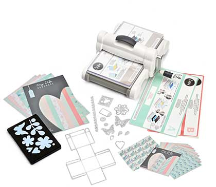 SO: Sizzix Bigshot Plus Starter Set (My Life Handmade)