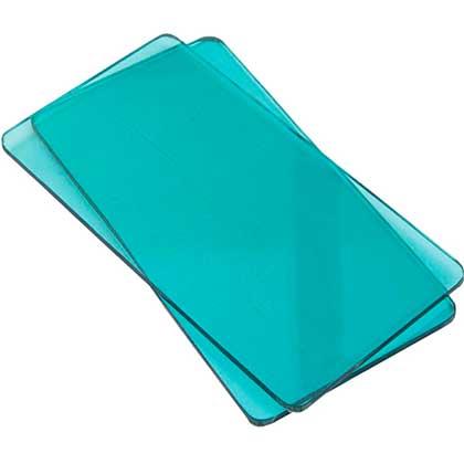 Sizzix Sidekick Replacement Cutting Pads - Aqua Plates (2pk)