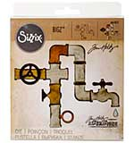 SO: Sizzix Bigz Die - Pipeline by Tim Holtz