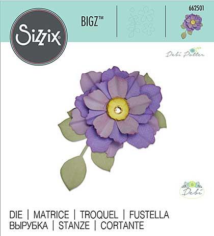 Sizzix Bigz Die - Rustic Bouquet by Debi Potter