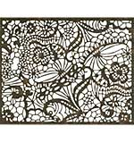 SO: Sizzix Thinlits Die - Intricate Lace by Tim Holtz