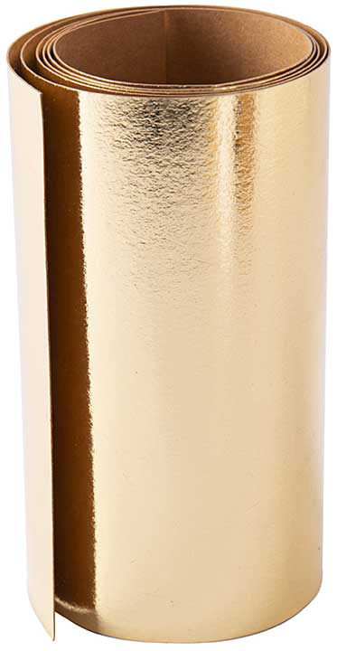SO: Sizzix Surfacez Texture Roll 6x48 - Gold