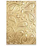 Sizzix 3D Textured Impressions By Georgie Evans - Paisley