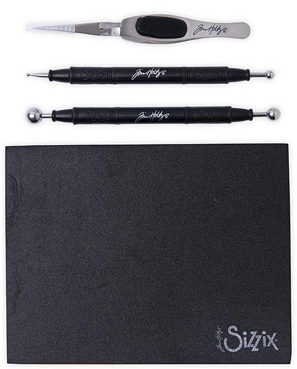 Tim Holtz Tool Shaping Kit - Black