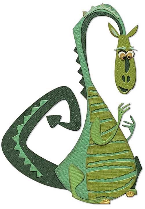 Sizzix Thinlits Dies By Tim Holtz 9pk - Rupert Colorize