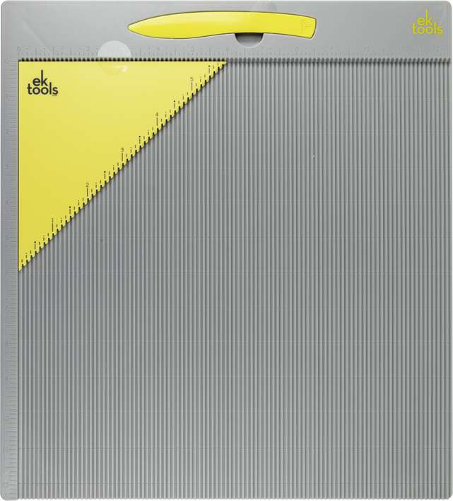 SO: EK tools - Standard Score Board (8th inch lines, 12 x 12)