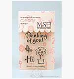 MSE Clear Stamps - Thinking