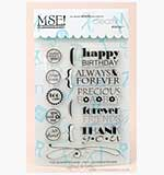 SO: MSE Clear Stamps - Occasional Brackets
