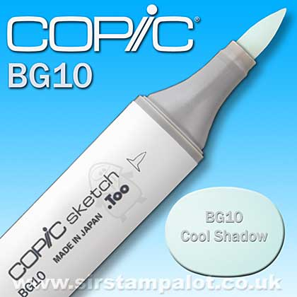 SO: Copic Sketch Pen - Cool Shadow