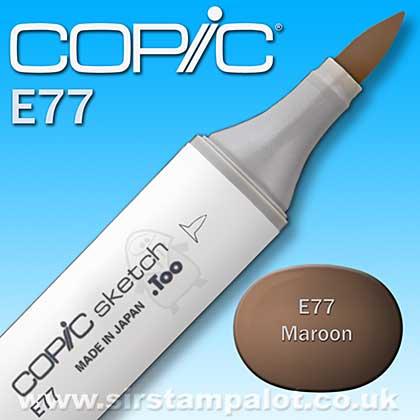 Copic Sketch Pen - Maroon