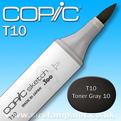 Copic Sketch Pen - Toner Gray 10