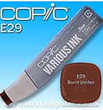 Copic Refill - Burnt Umber