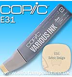 Copic Refill - Brick Beige