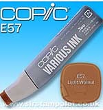Copic Refill - Light Walnut
