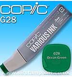 SO: Copic Refill - Ocean Green
