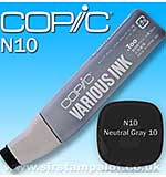 Copic Refill - Neutral Gray 10
