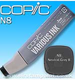 Copic Refill - Neutral Gray 8