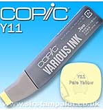 Copic Refill - Pale Yellow