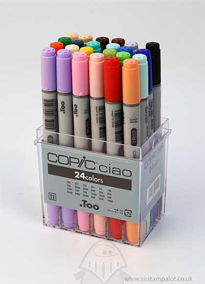 Copic Ciao 24 Pen Set