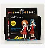 SO: Copic Ciao Trendy Teens - 12 Pen Set