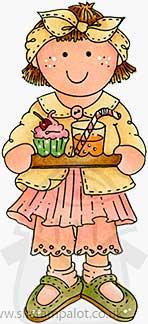 Molly Blooms - Cupcake Molly