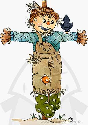 SO: Molly Blooms - Scarecrow