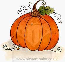 SO: Molly Blooms - Halloween Pumpkin