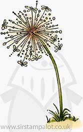 Molly Blooms - Dandelion Clock Small