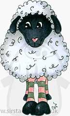 Molly Blooms - Mollys Sheep