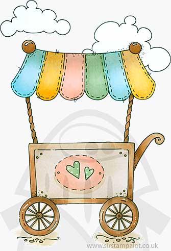 Molly Blooms - Mollys Cart