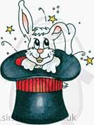 Molly Blooms - Rupert the Rabbit
