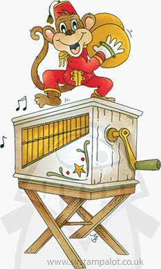 Molly Blooms - Marvin the Monkey and his Magical Music Box